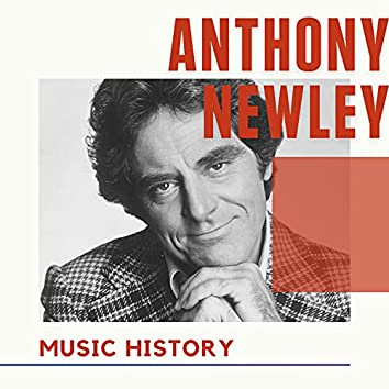 Anthony Newley - Music History