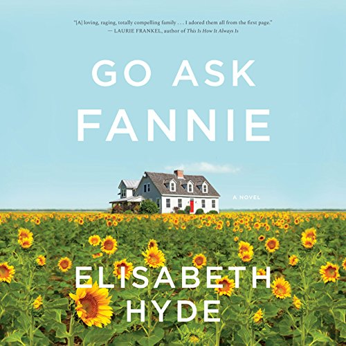 Go Ask Fannie audiobook cover art