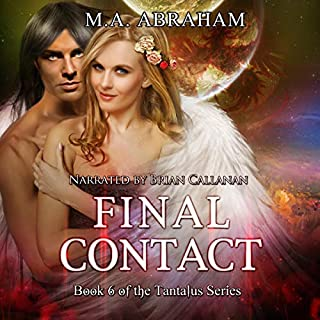 Final Contact audiobook cover art