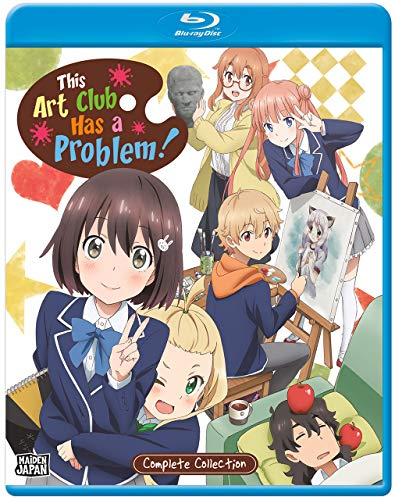 This Art Club Has A Problem [Blu-ray]