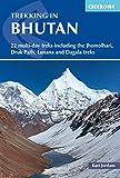 Trekking in Bhutan: 22 multi-day treks including the Lunana 'Snowman' Trek, Jhomolhari, Druk Path and Dagala treks (Cicerone Trekkers Guides)