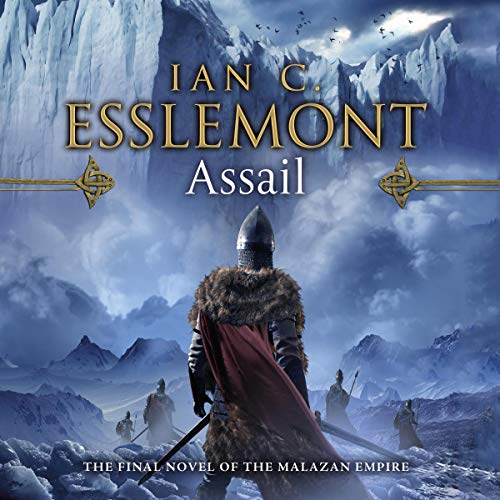 Assail  By  cover art