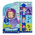 Baby Alive Baby Grows Up (Dreamy) - Shining Skylar or Star Dreamer, Growing and Talking Baby Doll, Toy with 1 Surprise Doll and 8 Accessories from Hasbro