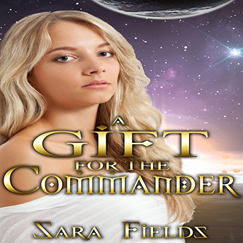 A Gift for the Commander audiobook cover art