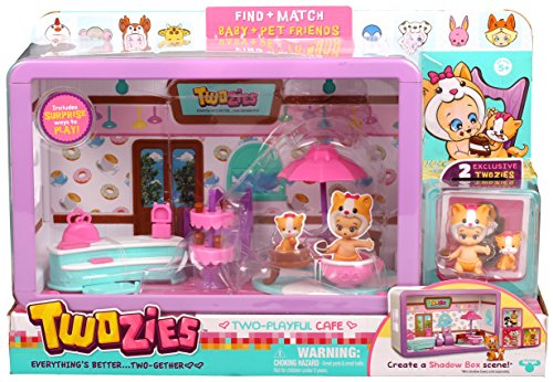 Twozies 57010Two-Playful Café Toy