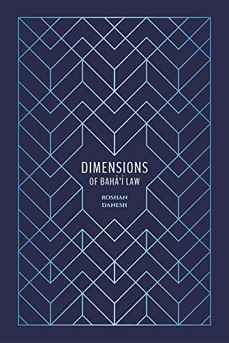 Compare Textbook Prices for Dimensions of Baha'i Law None Edition ISBN 9781618511515 by Danesh, Roshan