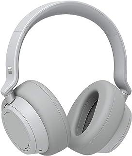 Microsoft Surface Headphones 2 - Auriculares Bluetooth con reducción de Ruido, Color Gris Platino