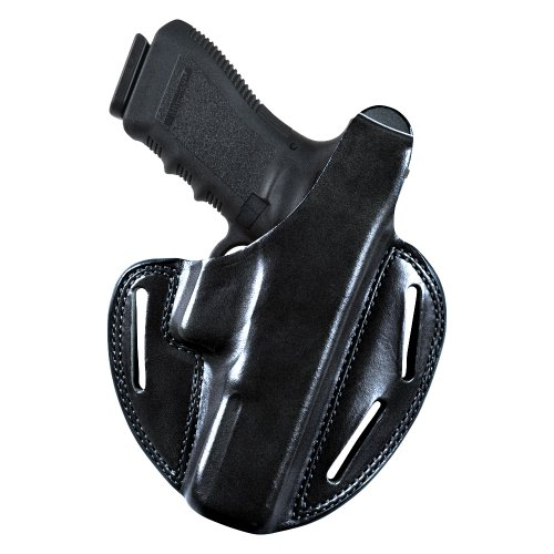 Bianchi 7 Shadow II Holster - Plain Black, Right Hand, For Glock 29 19512