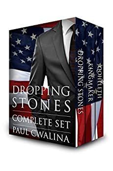 Dropping Stones COMPLETE SET by [Paul Cwalina, Juli Caldwell]