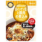 マスコット 白インゲン豆と豚肉の煮込み カスレ 116.5g