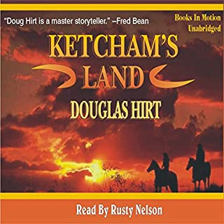 Ketcham's Land audiobook cover art