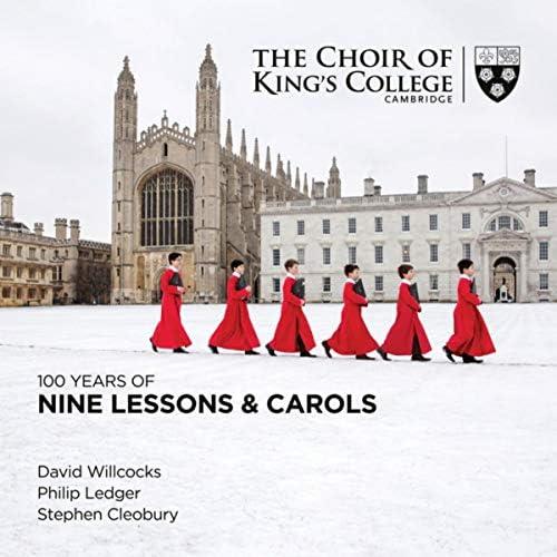 Stephen Cleobury, Choir of King's College, Cambridge, David Willcocks & Philip Ledger