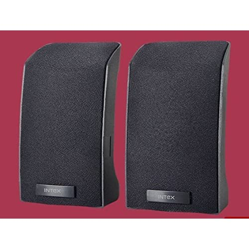 Intex IT-312U 2.0 Channel Multimedia Speakers
