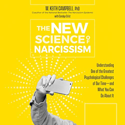 The New Science of Narcissism cover art