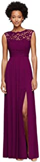 davids bridal sangria bridesmaid dress