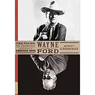Wayne and Ford audiobook cover art
