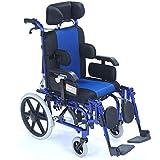 Sillas De Ruedas Infantiles Wheelchairs Silla De Ruedas Infantil Ligera Y Plegable De ConduccióN MéDica PequeñAs Sillas De Ruedas ParáLisis Cerebral Carros Multifuncionales para Discapacitados