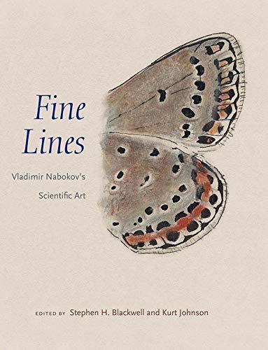 Fine Lines: Vladimir Nabokov s Scientific Art