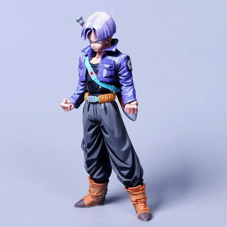 Sieben Dragon Ball Budokai Stratance Battle Duragus Modell Dekoration 25 cm Exquisite Statue Anime Dekoration