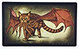 Inked Playmats Cathulhu 2 Playmat Inked Gaming TCG Game Mat for Cards (13+)