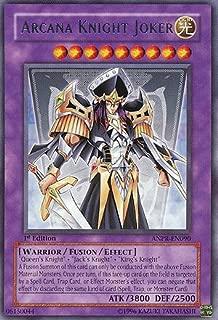 Yu-Gi-Oh! - Arcana Knight Joker (ANPR-EN090) - Ancient Prophecy - 1st Edition - Rare