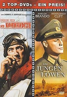 Die jungen Löwen/Der Kommandeur [2 DVDs]
