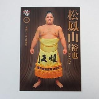 BBM2015大相撲カード「粋」【レギュラーカード】No.25前頭/松鳳山裕也...