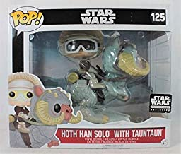 Smuggler's Bounty Star Wars Hoth Han Solo with Tauntaun Pop Exclusive