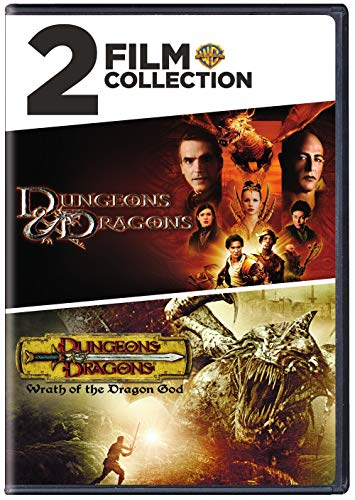 Dungeons & Dragons   Dungeons & Dragons: Wrath of the Dragon God