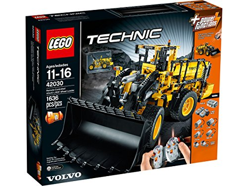 LEGO Technic - Cargadora Volvo l350f - 42030