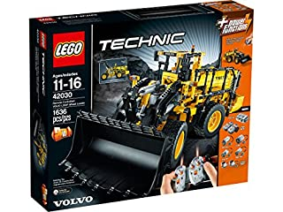 LEGO - 42030 - Chargeuse Sur Pneus Télécommandée Volvo L350F - Technic (B00H4908ZM) | Amazon price tracker / tracking, Amazon price history charts, Amazon price watches, Amazon price drop alerts