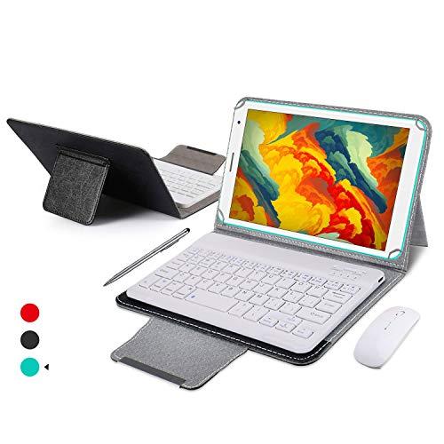 Tablet 8 Pulgadas con WiFi 3GB de RAM 32GB/128GB de ROM Android 10.0 Certificado por Google GMS 1.6Ghz Quad Core Tablet PC Baratas y Buenas Batería 5000mAh Tableta Netflix Bluetooth OTG(Verde)