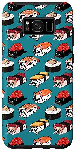 Galaxy S8+ Sushi Frenchie Case
