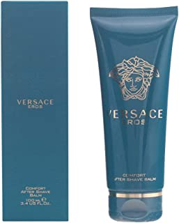 Versace Eros Aftershave Balm, 3.4 oz