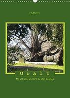 Uralt - Mit QR-Code und GPS zu alten Baeumen (Wandkalender 2022 DIN A3 hoch): Mit QR-Code und GPS zu alten Baeumen (Planer, 14 Seiten )