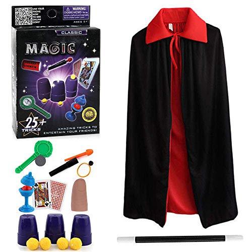 Harxin Gioco Magic, Magic Show, Trucchi Magici Set Bambini Maghi per i Bambini (Giochi Magic)