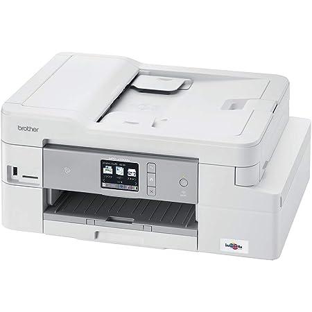 ブラザー プリンター 大容量インク型 A4インクジェット複合機 MFC-J1500N (ファーストタンク/FAX/ADF/有線・無線LAN/手差しトレイ/両面印刷)