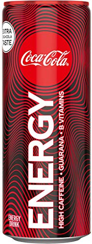 Coca-Cola Energy EINWEG, (1 x 250 ml)