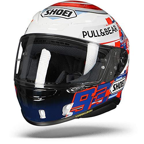 Shoei NXR Marquez Power up Casco del motociclo Taglia L