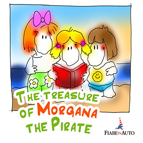 The Treasure of Morgana the Pirate copertina