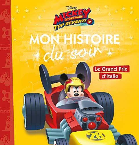 MICKEY TOP DÉPART ! - Mon Histoire du Soir - Le grand prix d'Italie - Disney