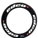 Edco AeroSport Flüela Tubular wheelset