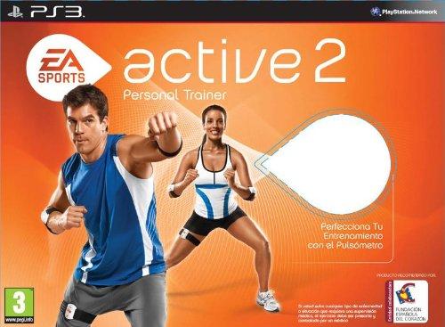 Ea Sports Active 2 Sony Ps3 segunda mano  Se entrega en toda España