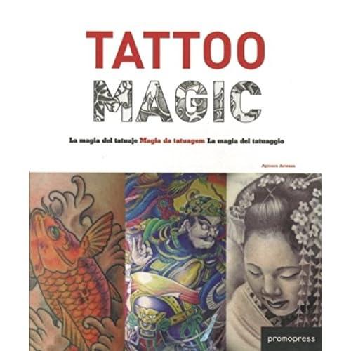 Tattoo Magic. La magia del tatuaje: Amazon.es: #arreaza, #arreaza ...