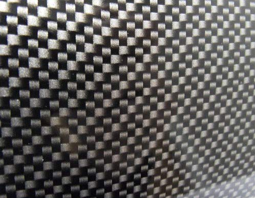 MST-DESIGN Wassertransferdruck Folie I Starter Set Groß I WTD Folie + Dippdivator/Aktivator + Zubehör I 4 Meter mit 50 cm Breite I Carbon I Carbonlook I CD-127