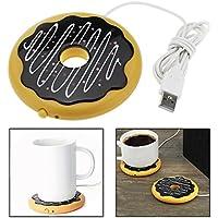 OFKPO Calienta Tazas USB Calentador, Cargador USB para la Oficina en Casa