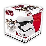 ABYstyle Lámpara Star Wars 3D Stormtrooper Primo Ordine 2 luz Blanca 17,5 x 15 x 17 cm