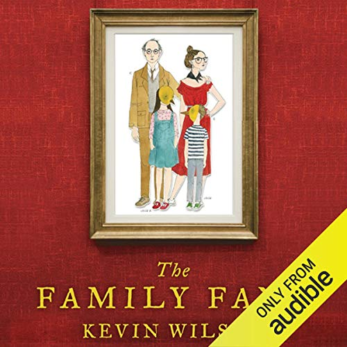 The Family Fang                   By:                                                                                                                                 Kevin Wilson                               Narrated by:                                                                                                                                 Therese Plummer                      Length: 10 hrs and 40 mins     3 ratings     Overall 4.0