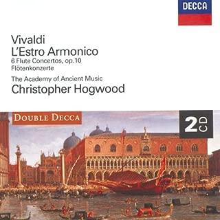 Vivaldi - L'Estro Armonico / AAM · Hogwood