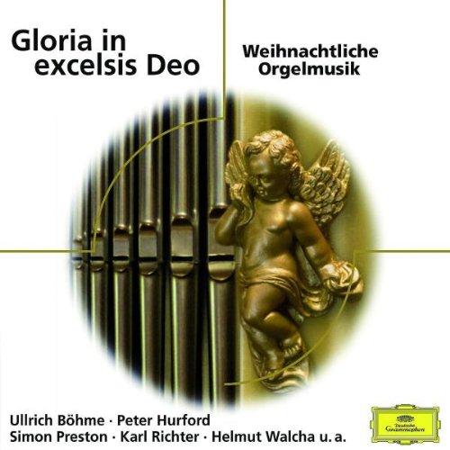 Gloria in Excelsis Deo-Weihnachtliche Orgelmusik
